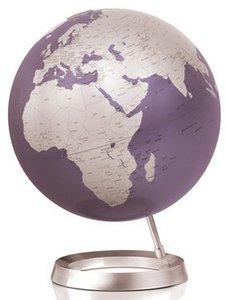 Atmosphere Full Circle amethist wereldbol