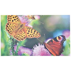 Esschert Design Vlinders deurmat