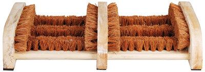 Esschert Design Rolmat met kokosborstels