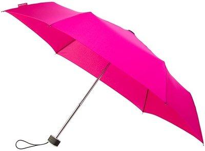MiniMAX Platte opvouwbare windproof paraplu roze