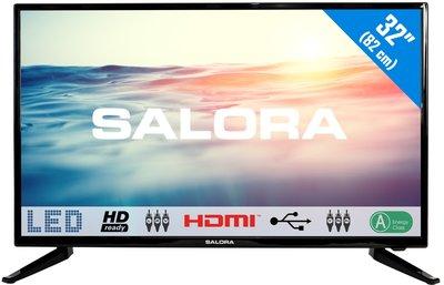 Salora LED 1600 serie 32 inch USB Mediaspeler tv